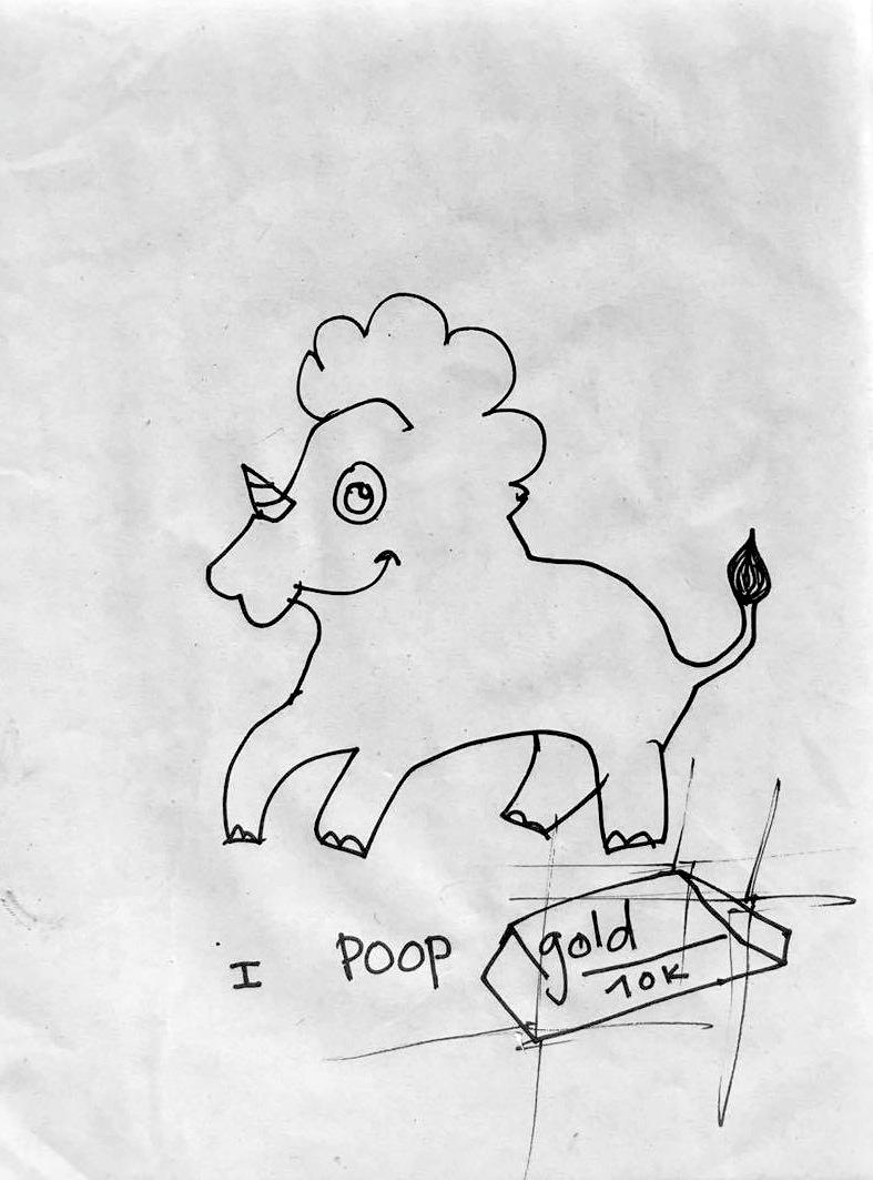 I Poop Gold