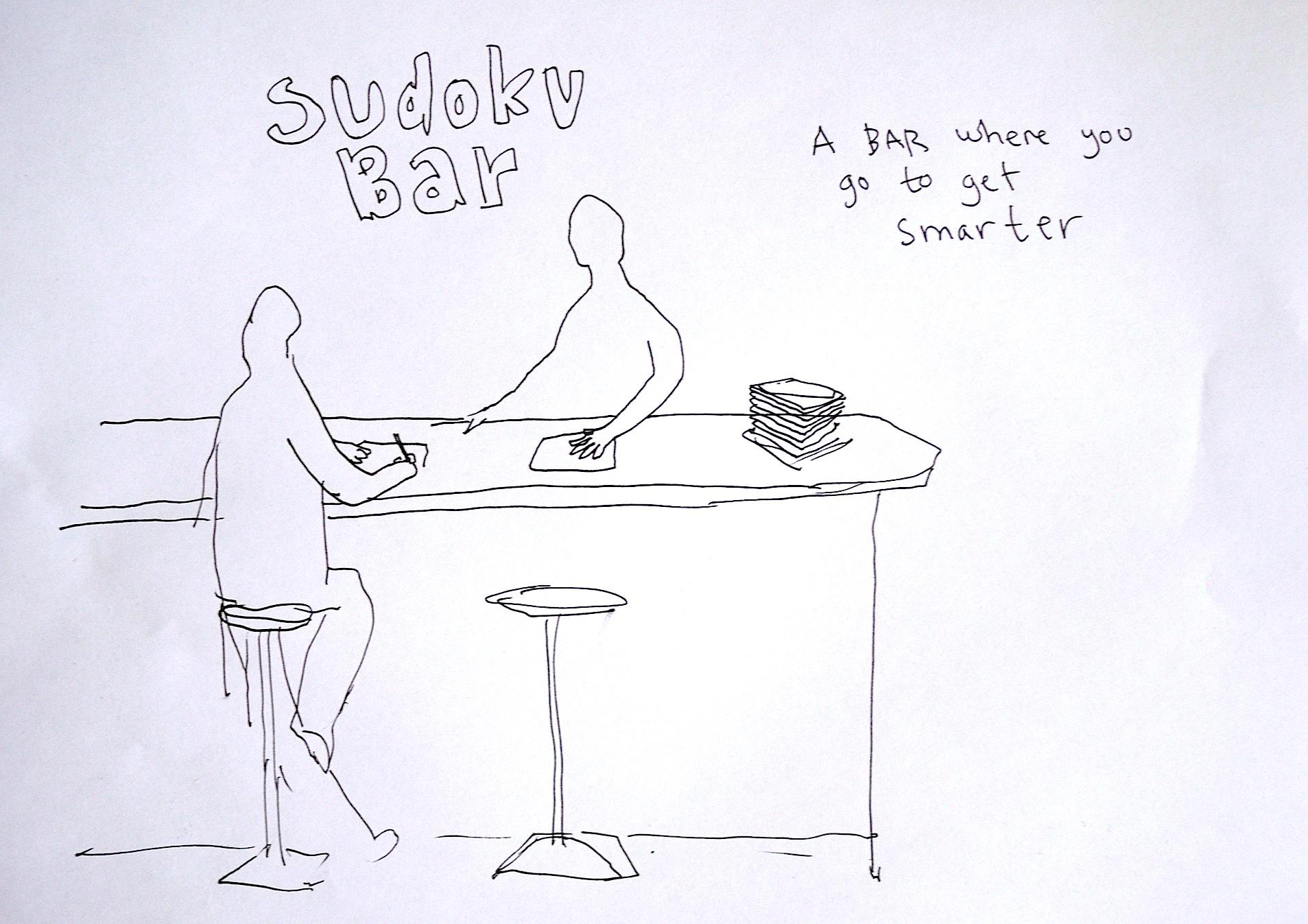 Sudoku Bar
