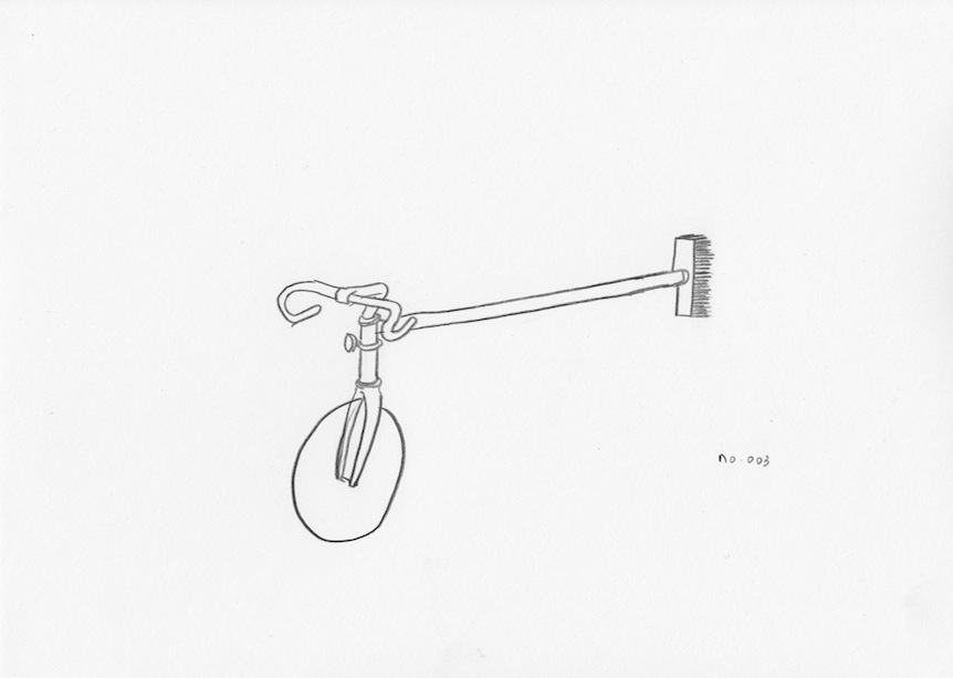 Bikes For Witches (no.003)