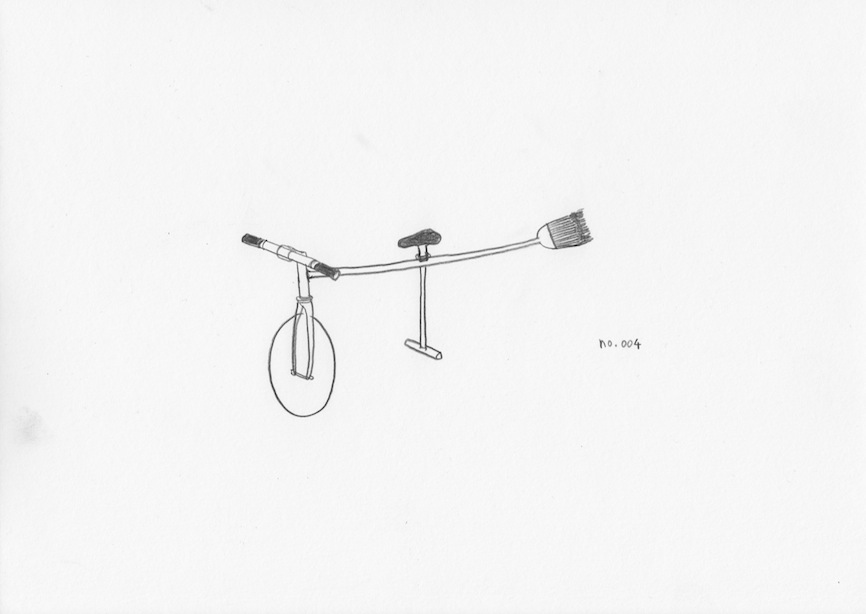 Bikes For Witches (no.004)