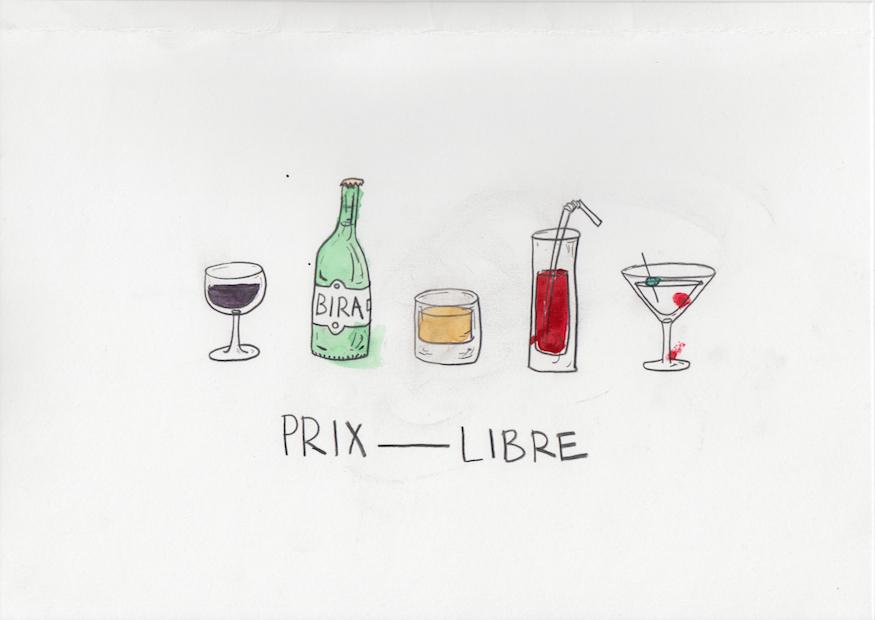 Prix Libre