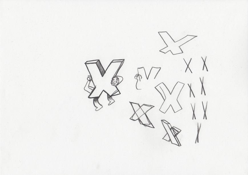 X (Bare Essentials)
