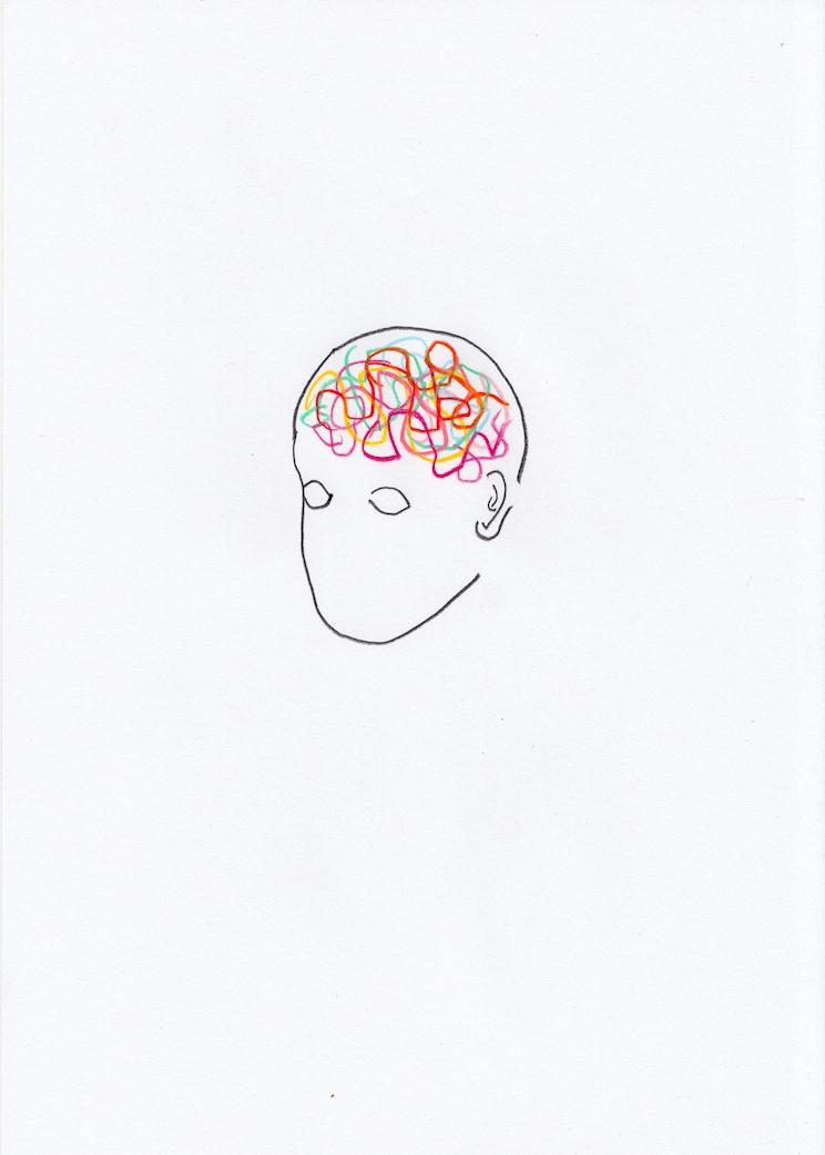 Untitled (Brain)
