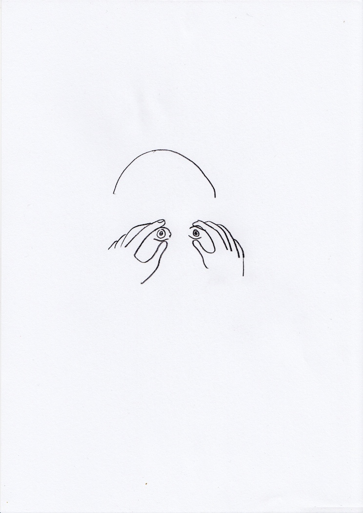 Untitled (Open Your Eyes)
