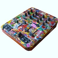 Custom DJ Mixer