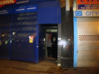 DA! #003 Entrance